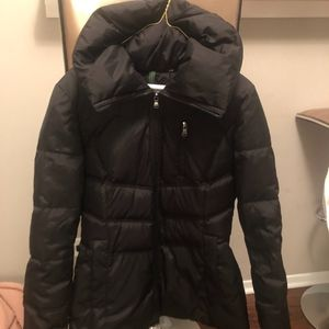 Andrew Marc Winter Puffer Jacket Black